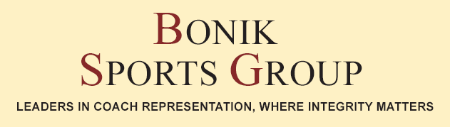 Devin Bonik Sports Group